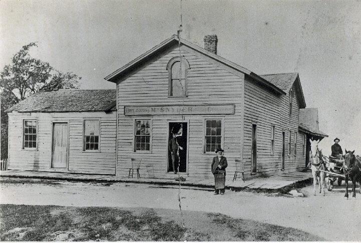 Snyder Post Office